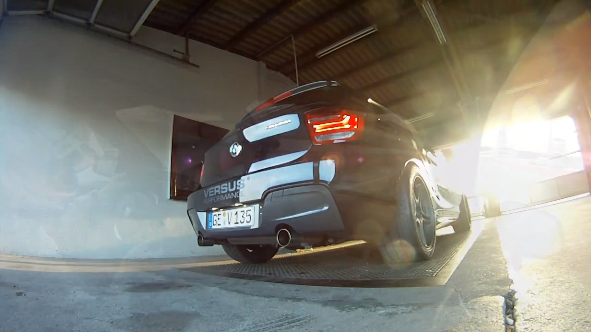F20 BMW M135i by Versus Performance
