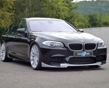 Hartge F10 BMW M5
