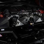 Imola Red F10 BMW M5 by IND