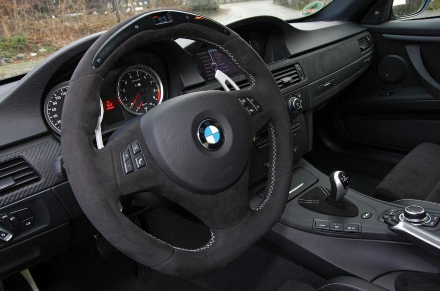 E92 BMW M3 by Leib Engineering Interior