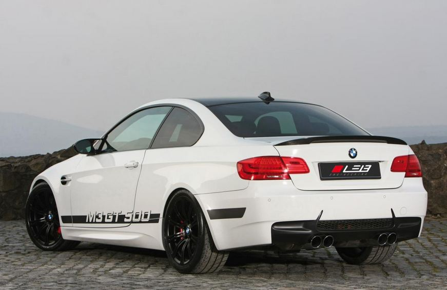E92 BMW M3 by Leib Engineering