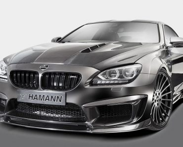 Hamann BMW M6 Mirr6r