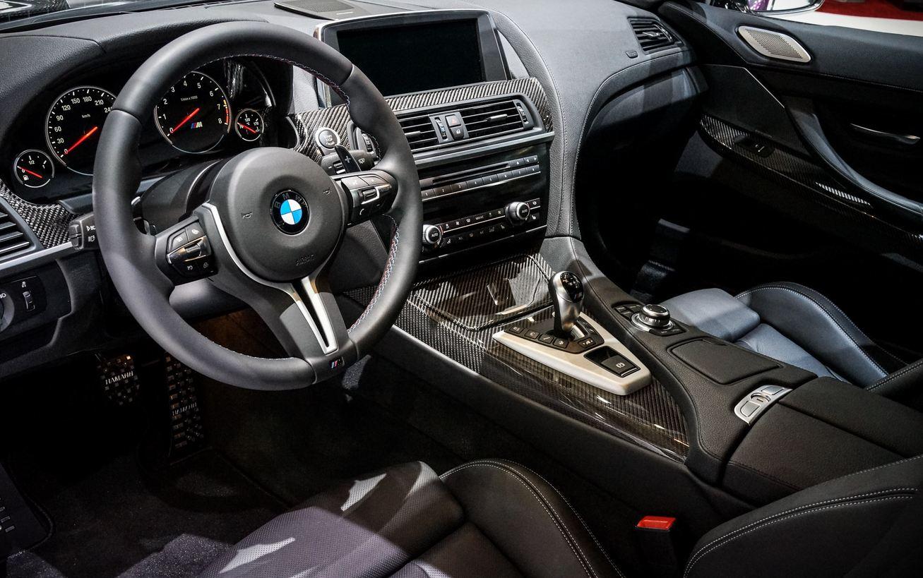Hamann BMW M6 Mirr6r Interior