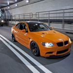 Lime Rock BMW M3 E92