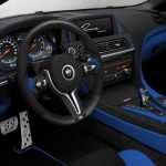 Lumma Design BMW CLR 6M Interior