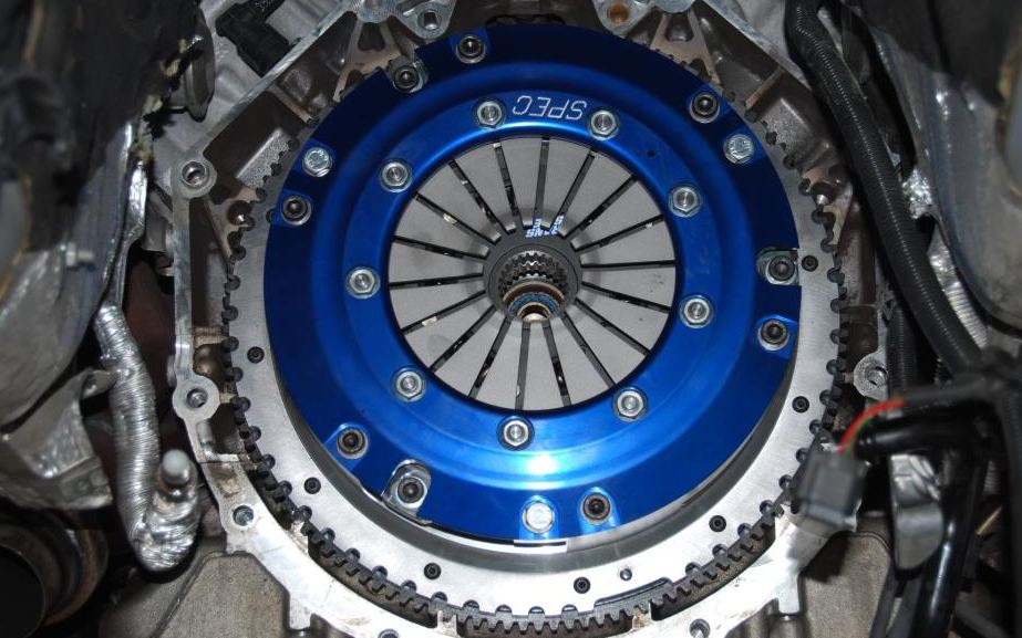 Spec Twin Disc Clutch