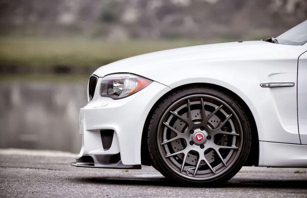 BMW 1M by Vorsteiner