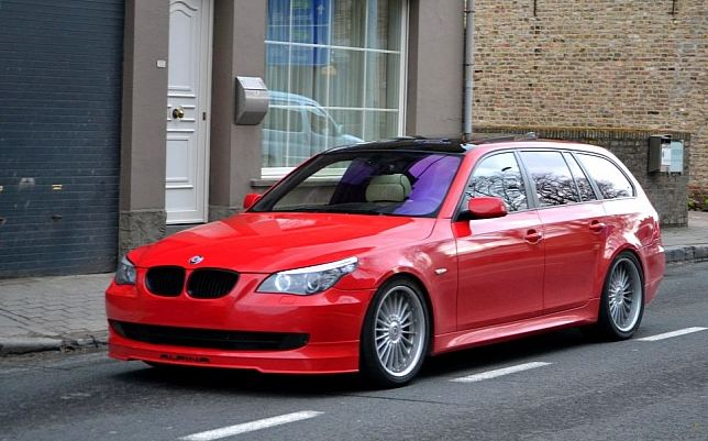 E60 BMW B5 Touring by Alpina