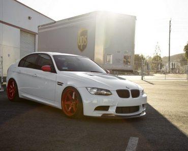 E90 BMW M3 by WPI Motorsport