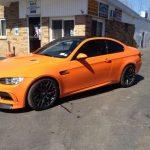 Lime Rock Park E92 BMW M3 Home Project