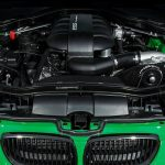 Signal Green E92 BMW M3