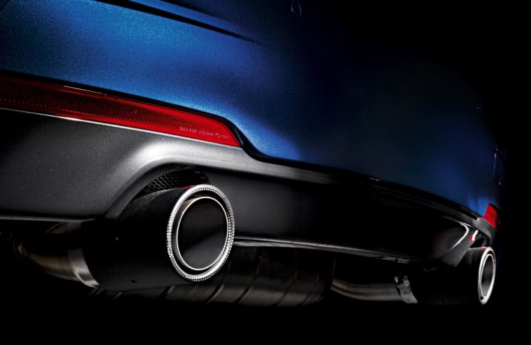 Akrapovic Exhaust for F30 BMW 335i