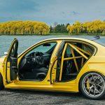 Dakar Yellow E90 BMW M3 by IND