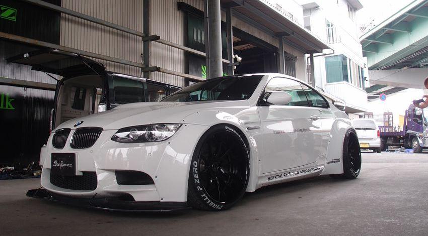 LB Performance body for E92 BMW M3 | BMW Car Tuning