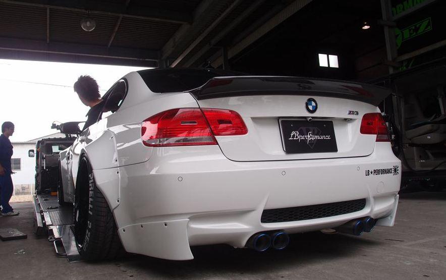 E92 BMW M3 Body Kit by LB Performance