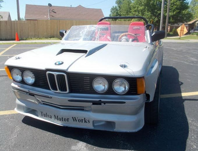 Modified 1982 BMW 3-Series appears on eBay | BMW Car Tuning