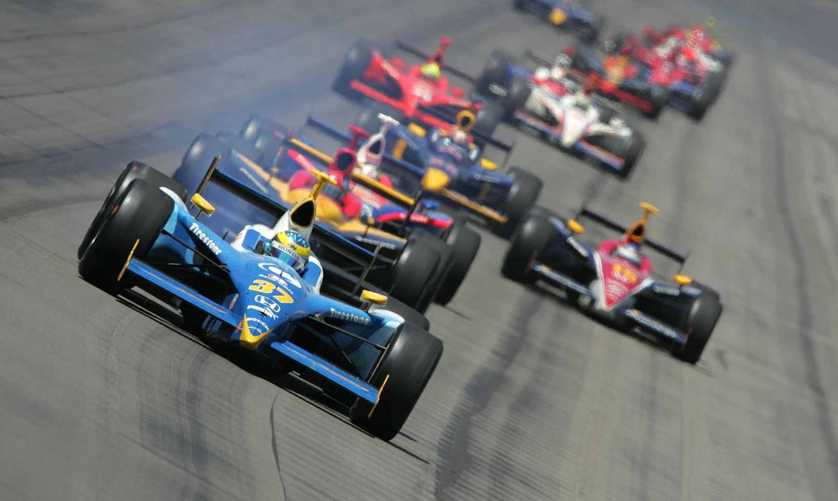 Indy Car Races