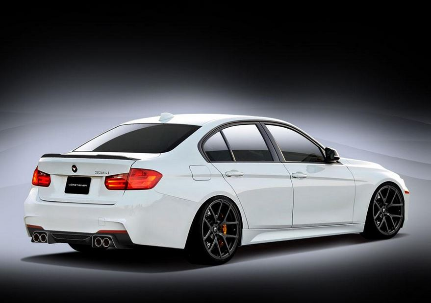 BMW 3 Series by Vorsteiner