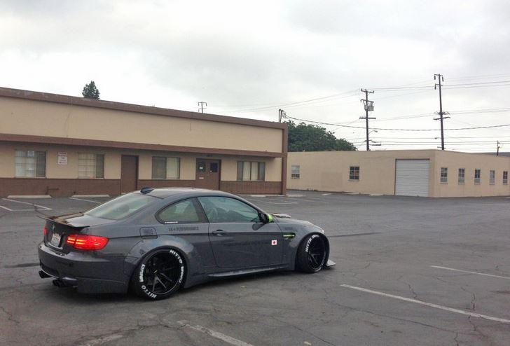 E92 BMW M3 body kits by LTMotorwerks | BMW Car Tuning