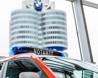 BMW X3 Ambulance