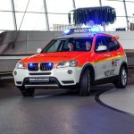BMW X3 Ambulance