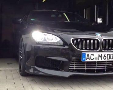 F12 BMW M6 by AC Schnitzer
