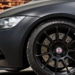 Frozen Black E92 BMW M3