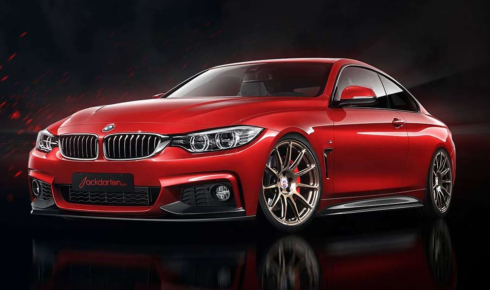 Tuned BMW 4 Series