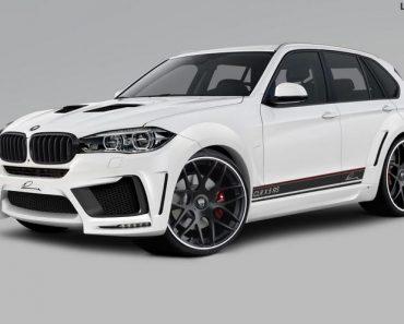 2014 BMW X5 by Lumma Design