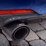 Akrapovic Evolution exhaust for F30 BMW 335i