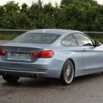 Alpina B4 F32 BMW Spy Shot
