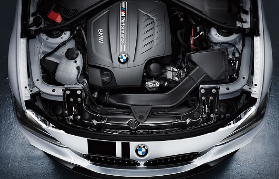 BMW M Performance Power Kit