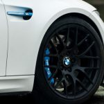 E92 BMW M3 Frozen White by ONEighty
