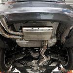 F30 BMW 328i Exhaust by Meisterschaft