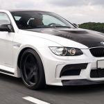 BMW M3 body kit by Vorsteiner