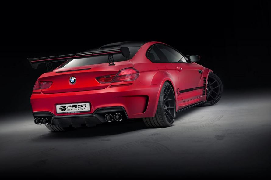 BMW M6 by Prior Design