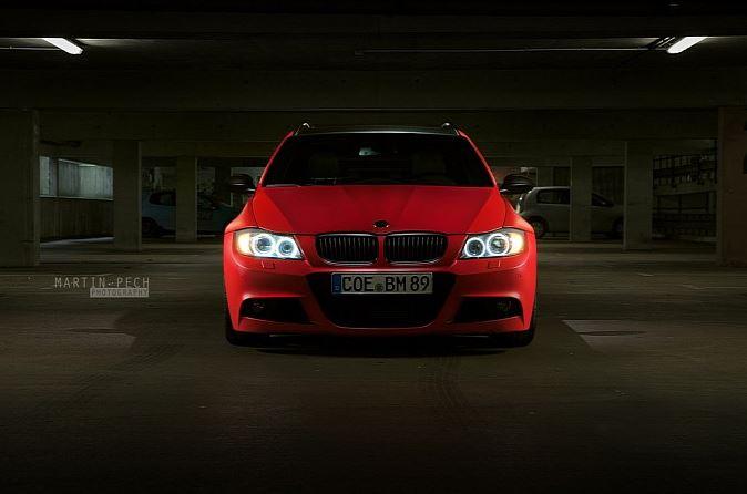 E91 BMW 330d by BBM Motorsport