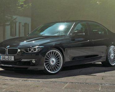 Alpina D3 BMW