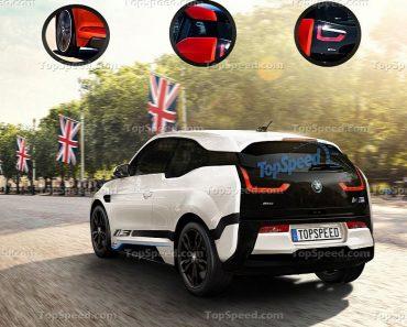 BMW i3 M Rendering