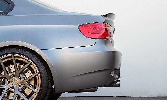 Frozen Silver E92 BMW M3