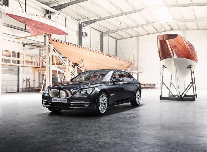 BMW 760Li Sterling