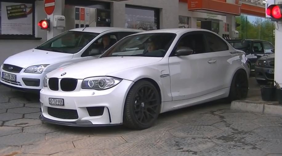 E82 BMW 1M by RevoZport