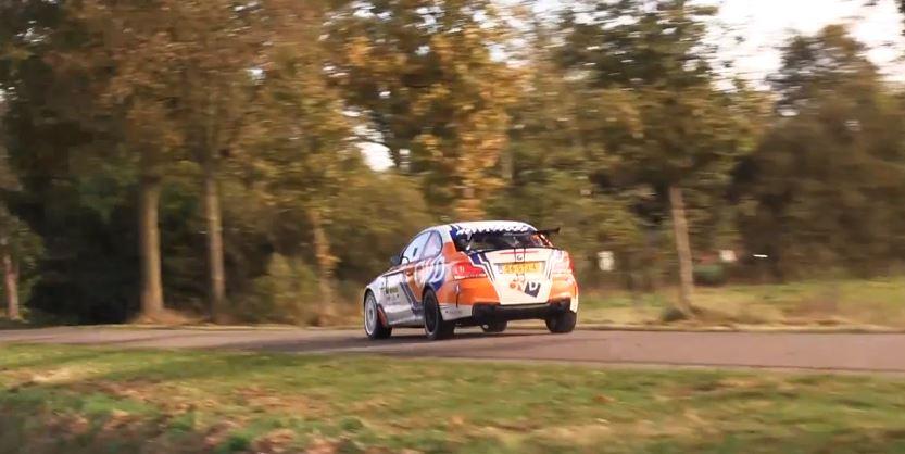 Rally Prepped E82 BMW 1M
