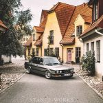 E28 BMW 535i by Hartge