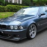 E39 BMW M5 with Supra engine