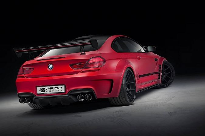 F13 BMW M6 body kit