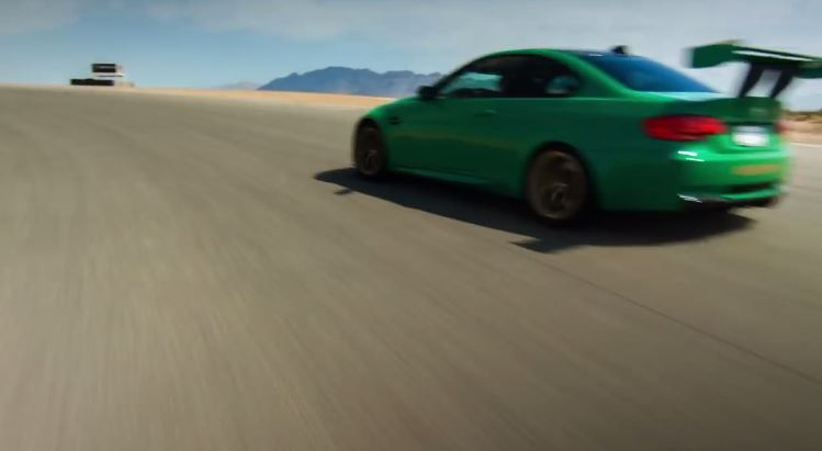 E92 BMW M3 Green Hell