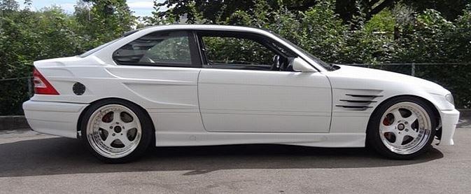 Hybrid E36 BMW 3 Series