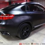 Semi-matte Black E71 BMW X6