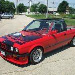 1984 E30 BMW 323i pickup